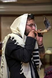 shofar tallit a wearing a tallit prayer shawl and tefillin