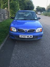 nissan micra for sale gumtree 475 ono nissan micra low mileage great condition for age x reg