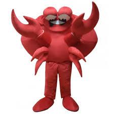 halloween crab crab mascot costume mascot costumes