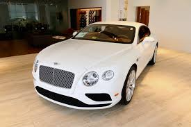 white bentley 2017 2017 bentley continental gt stock 7nc061977 for sale near vienna