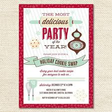 the most delicious party of the year with holiday cookie swap