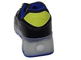 roller skates with flashing lights foster footwear kids agaxy wheel led light up flashing mesh roller
