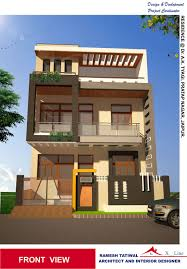 Home Design Architect House India Housedesigns Modern Indian