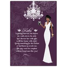 bridal invitations and lace american shower invitations paperstyle