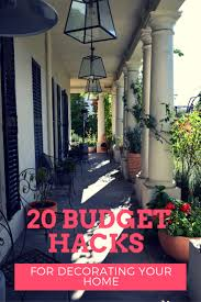 20 budget hacks for decorating your home recycled interiors