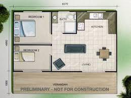 Granny Flat Floor Plans 1 Bedroom 13 Best Granny Pod Images On Pinterest Granny Pod Small Houses