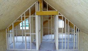 Sips House Kits Sip Panels Inside The Roof Country Life Sips Construction