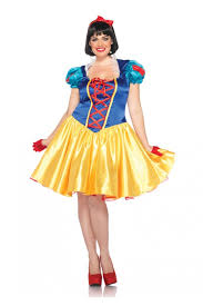 White Christmas Dress Ideas by Blue Yellow 2 Piece Classic Snow White Costume Amiclubwear