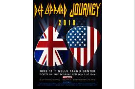 Define Flag Def Leppard And Journey 95 7 Ben Fm