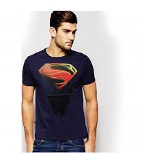 mr004xl dark blue color superman unisex tshirt sri lanka