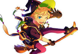 png halloween image halloween witch sora harukawa full render bloomed png