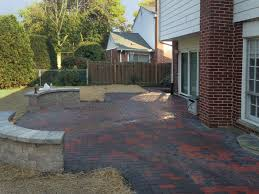 Brick Patio Pavers by Brick Paver Patio U2014 Home Ideas Collection Warmth And Freshness