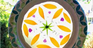 cupcake liner fireworks craft the kindergarten connection