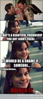 Lori Walking Dead Meme - no one loves you lori