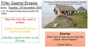 coastal revision sheet by willsoneducation teaching resources tes