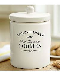 personalized cookie jars new shopping special personalized cookie jar with cheryl s cookies