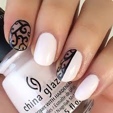 303 best nail art black u0026 white images on pinterest make up