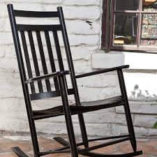 Black Rocking Chair For Nursery Fabulous Wood Rocking Chair For Nursery On Room Board Chairs With