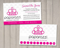 paparazzi business cards paparazzi jewelry business card digital
