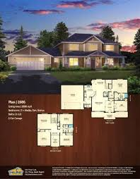 Build On Your Lot Floor Plans 1888 Belmont Loop Built On Your Lot 2686 Woodland Wa 98674