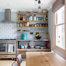 kitchen top shelf tags smart kitchen open shelving ideas cool