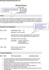 download student cv template for free formtemplate