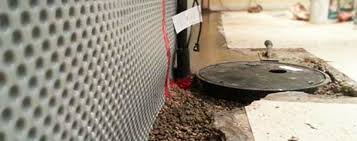 Interior Basement Drainage System Waterproofing Preferred Basement Solutions