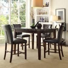 granite dining table set black marble dining table set foter