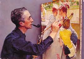 the of thanksgiving a norman rockwell tradition lqaf
