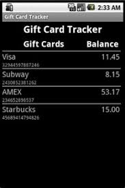 play gift card sale gift card tracker android apps on play