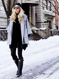 the 12 bloggers with the best cold weather style cold weather