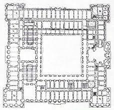 palacio real madrid planta buscar con google arte barroco