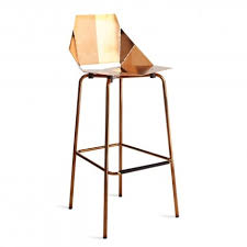 blu dot bar stool the most brilliant along with gorgeous copper bar stools for the house