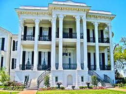 Nottoway Plantation Floor Plan by All About Houses Southern Plantations