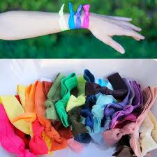 emi hair ties aliexpress buy 300pcs lot elastic hair ties no crease