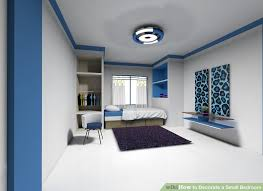 How to Decorate a Small Bedroom 11 Steps with