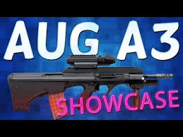 pubg aug playerunknown s battlegrounds aug a3 weapon showcase
