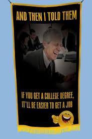 College Degree Meme - college degree meme apedes