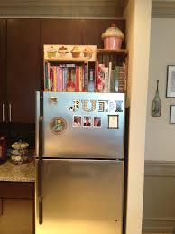 Organizing Small Kitchen Cabinets by Cookbook Storage In A Small Kitchen Home Storage Ideas
