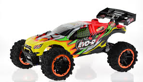 1 8 scale 4wd 2 4g rc off road brushed truggy truck cis