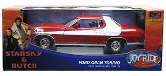 Ford Gran Torino Starsky And Hutch Starsky U0026 Hutch 1976 Gran Torino Diecast Model Legacy Motors