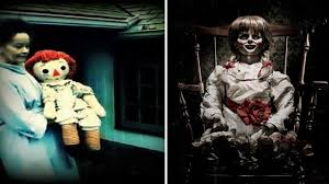 the full u0026 true story about annabelle the haunted doll real ed