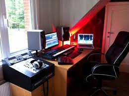 Studio Trends Desk by Desk In Bedroom Studio Setupwith Ideas And Pictures Best Images