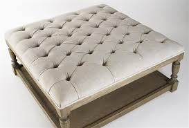 inspiring large square ottoman with large square ottoman tray