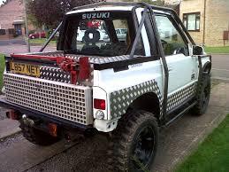 suzuki samurai pickup suzuki samurai truck conversion image 11