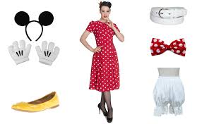 minnie mouse costume diy guides cosplay u0026 halloween