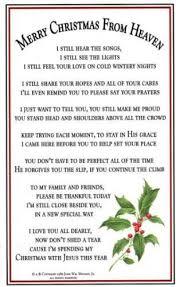 merry christmas from heaven merry christmas from heaven keepsake locket st george