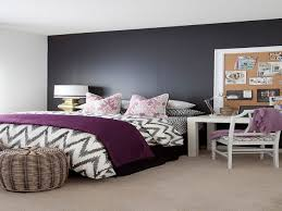 mint bedroom accessories black blanket white sheet purple table