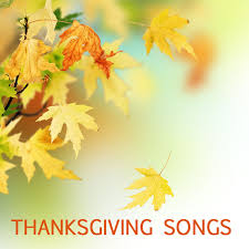 thanksgiving songs on spotify