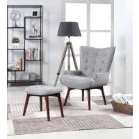 chair w ottoman furniture dallas ga the unique piece
